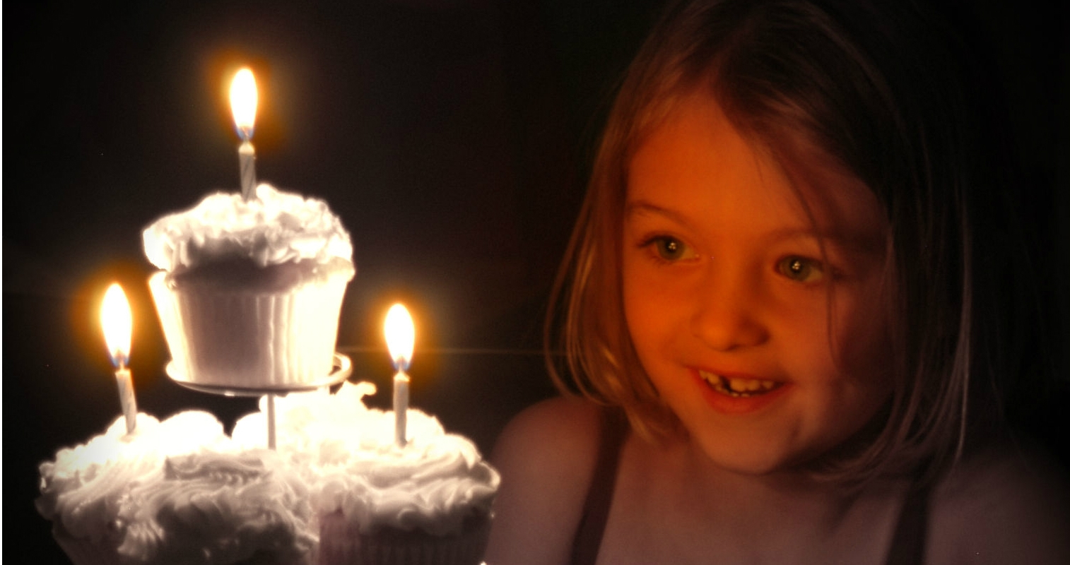 Birthday-Candle-Glow